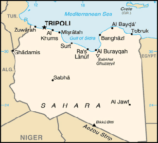 Division or Attraction: An Overview of Libya's Future after