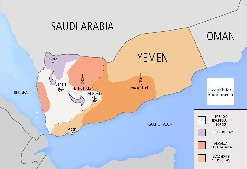 Yemen: The World\'s Newest Failed State | Geopolitical Monitor