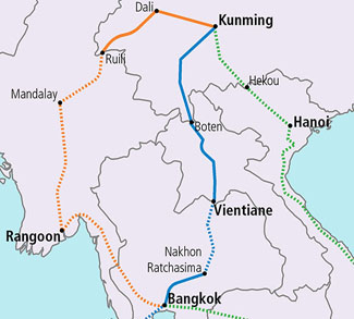 Pan-Asia Railway Network