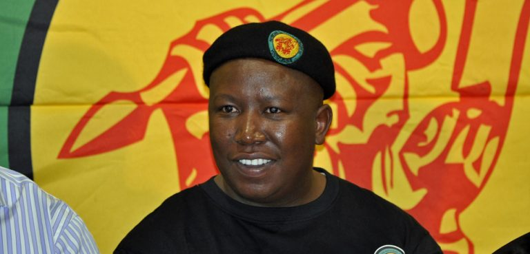 Julius_Malema, cc Gary van der Merwe, modified, https://commons.wikimedia.org/wiki/File:Julius_Malema_2011-09-14.jpg