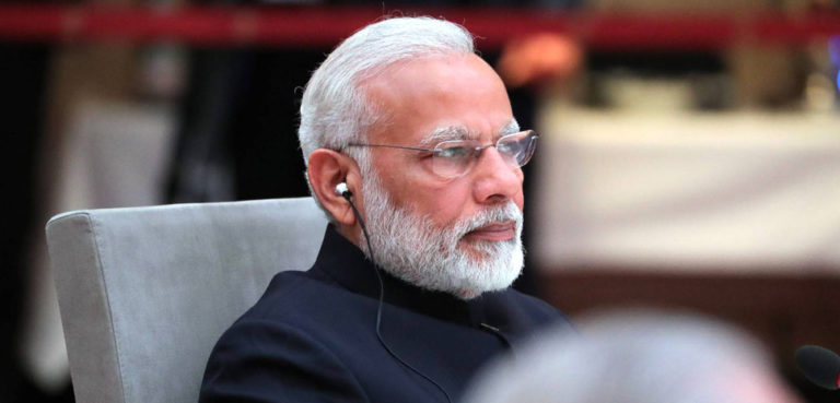 cc kremlin.ru, modified, https://commons.wikimedia.org/wiki/File:Prime_Minister_of_India_Narendra_Modi_at_an_informal_meeting_of_heads_of_state_and_government_of_the_BRICS_countries,_Hamburg_2017.jpg